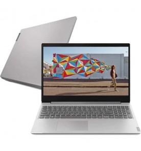 "Notebook Lenovo Ideapad S145 81V7S00100 - Prata - AMD Ryzen 5-3500U - RAM 8GB - HD 1TB - Tela 15.6"" - Linux"