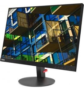 "Monitor Lenovo ThinkVision S22E-61FAKBR1BR - Preto - Tela 21.5"" - Full HD - 60Hz - 4ms - HDMI - VGA"