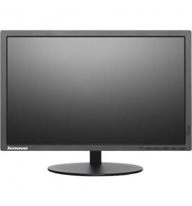 """Monitor Lenovo ThinkVision T2054P-60G1MAR2US - Preto - Tela 19.5"""" - HDMI - Display Port"""