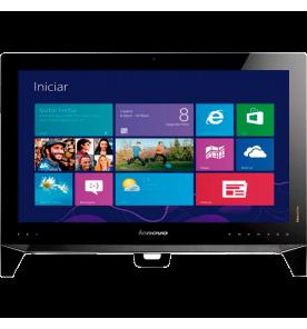 "Computador Lenovo All in One B550-F0A60003BR - Intel Core i7-4770 - RAM 8GB - HD 1TB - LED 23"" Touchscreen - Windows 8.1"