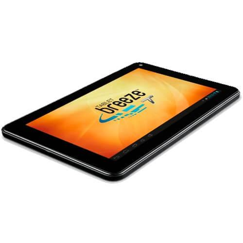 "Tablet AOC Breeze 7Y2241 - Dual Core 1.2GHz - RAM 1GB - 4GB - Câmera 0.3MP - LCD de 7"" - Android 4.1"