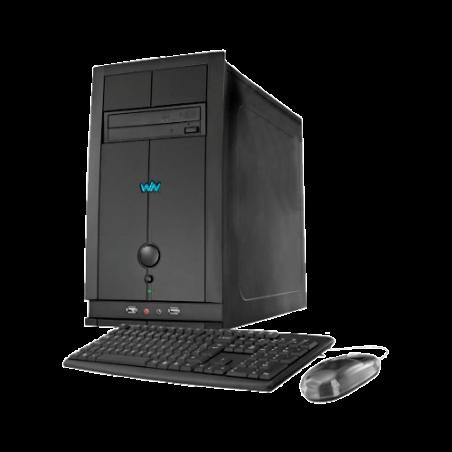 Computador Desktop CCE C23 - Intel Dual Core - RAM 2GB - HD 320GB - Gravador de DVD - Windows 8