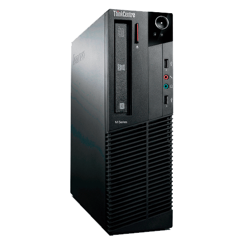 Computador Desktop Lenovo M83-10AH000XBP - Intel Core i5-4570 - RAM 4GB - HD 500GB - Windows 8