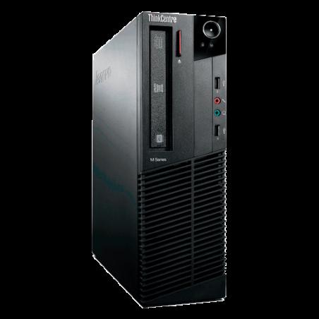 Computador Desktop Lenovo M83-10AH000XBP - Intel Core i5-4570 - RAM 4GB - HD 500GB - Windows 8