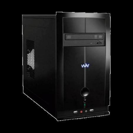 Computador Desktop CCE I325L - RAM 2GB - HD 500GB - Intel Core i3-2100 - Gravador de DVD - Linux
