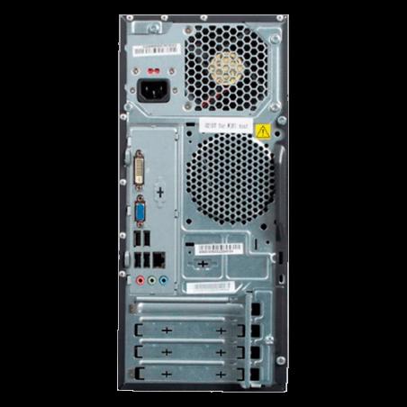 Computador Desktop Lenovo O62-2122AAP - Intel Pentium G2030 - RAM 2GB - HD 500GB - Linux