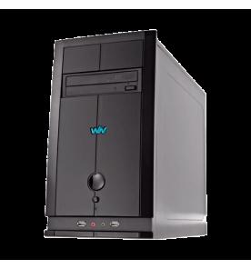 Computador Desktop CCE E365 - Intel Core i3-2130 - RAM 6GB - HD 500GB - Gravador de DVD - Windows 8