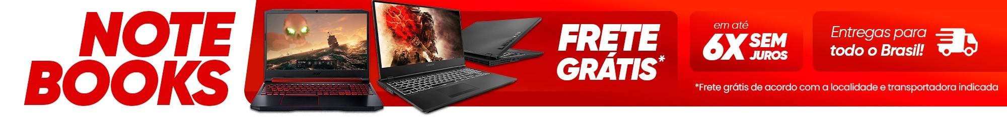 Notebook Recertificado em Promoção