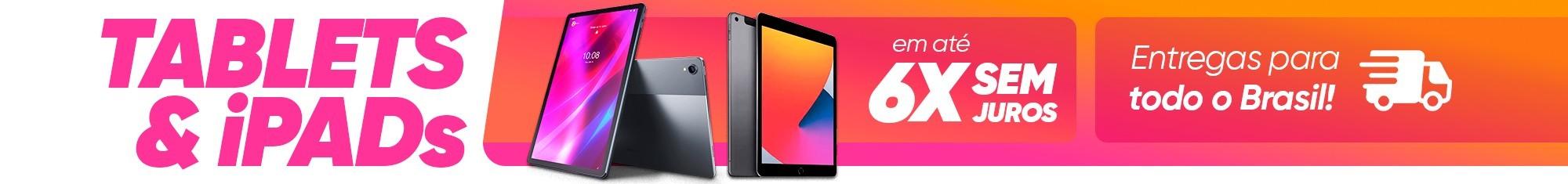 Tablet Recertificado em Promoção