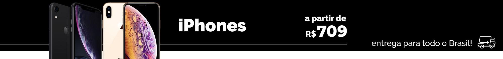 Iphone 6s usado: 64gb e mais em promoção
