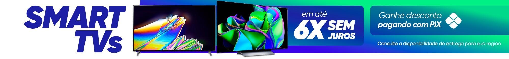 TV LG: Smart, OLED, 4K, HD em Oferta