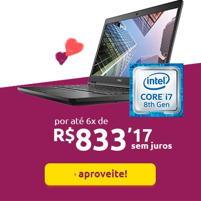 Notebook Dell em promoção