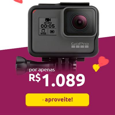GoPro em promoção