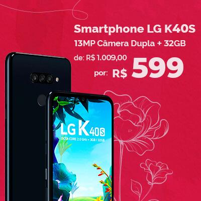 Smartphone LG em promoção