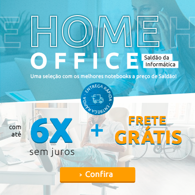 Notebooks para home office